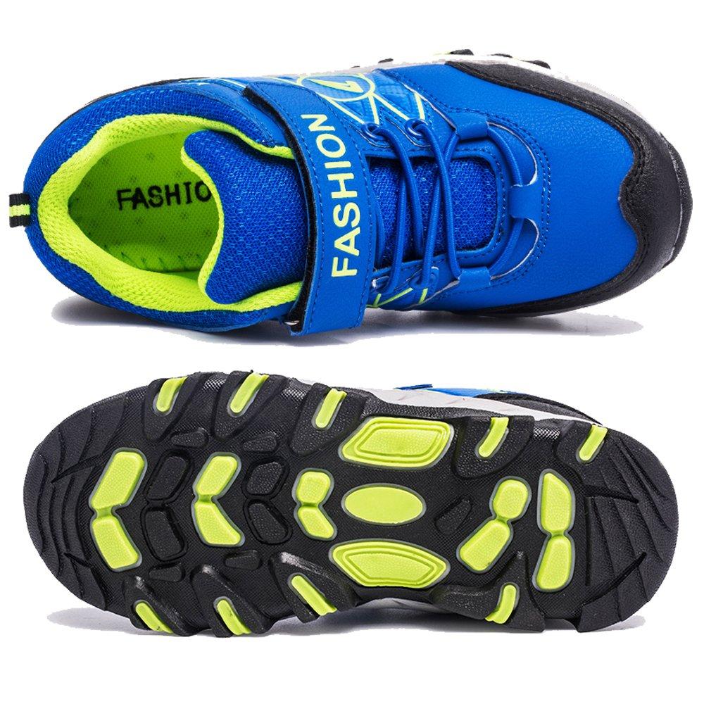 KAMIXIN Zapatillas de Senderismo Niño Low Rise Outdoor Zapatos de Senderismo Zapatillas de Trekking Niña Botas de Senderismo: Amazon.es: Zapatos y ...