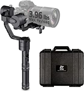 Zhiyun [Official] Crane V2 Handheld 3-Axis Gimbal Stabilizer for DSLR & Mirrorless Cameras