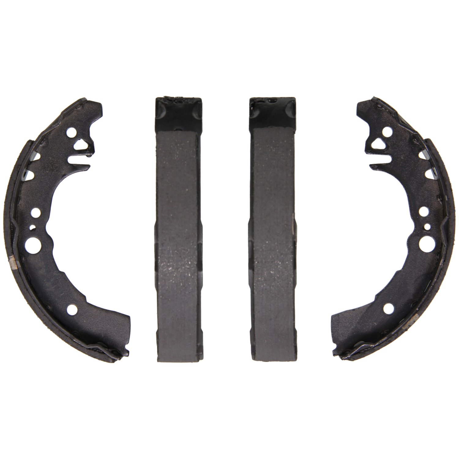 Wagner QuickStop Z754 Brake Shoe Set, Rear