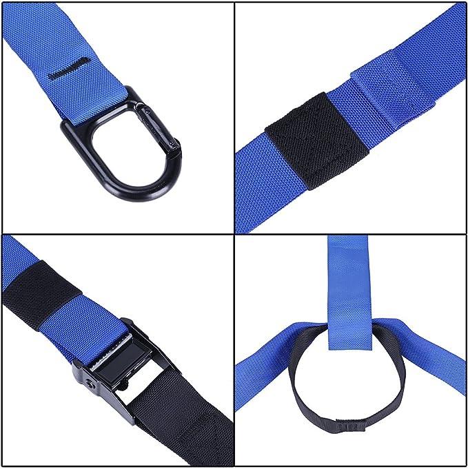GHB Kit Suspension Trainer-Aparato Para Fitness Entrenamiento ...