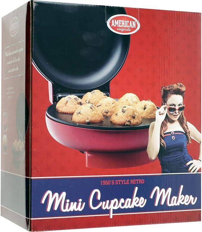 Amazon.com: American Originals, Mini Cupcake eléctrica ...