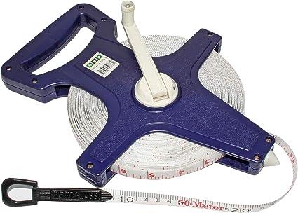 Häufig HKB® Maßband, Massband 50m Fiberglass Rollbandmaß Bandmaß 50773 PP01