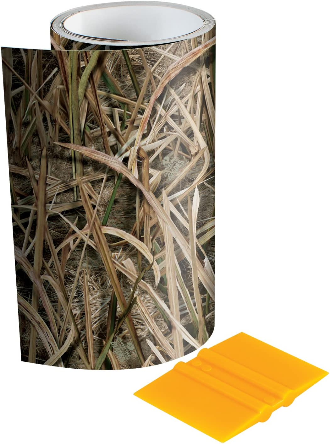 "Mossy Oak Graphics Shadowgrass Blades 14003-7-SGB 6"" X7' Camo Tape Cast Vinyl"