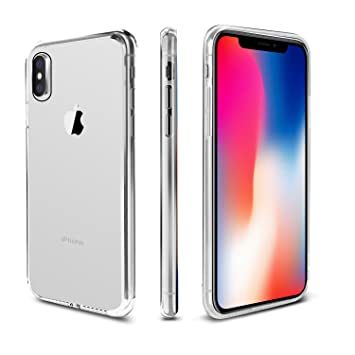 coque silicone iphone x avant arriere