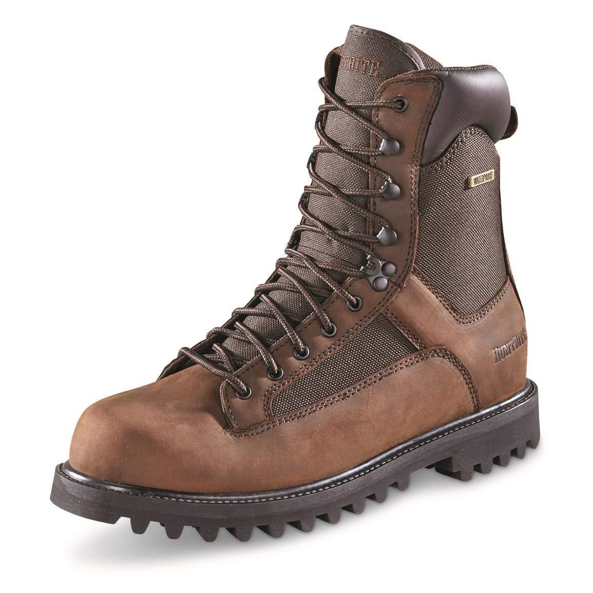 Huntrite Men's Insulated Waterproof Sport Boots, 1,200 Gram