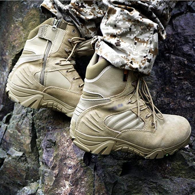 Herren Besondere Kräfte Militärpolizei Armee Boot Hoch Oben