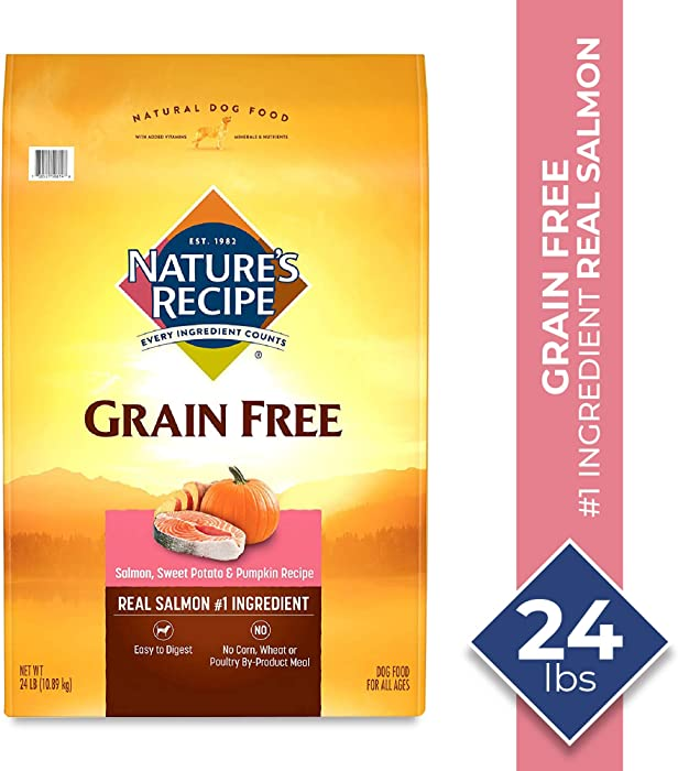 The Best Nature's Recipe Grain Free Dry Dog Food 30