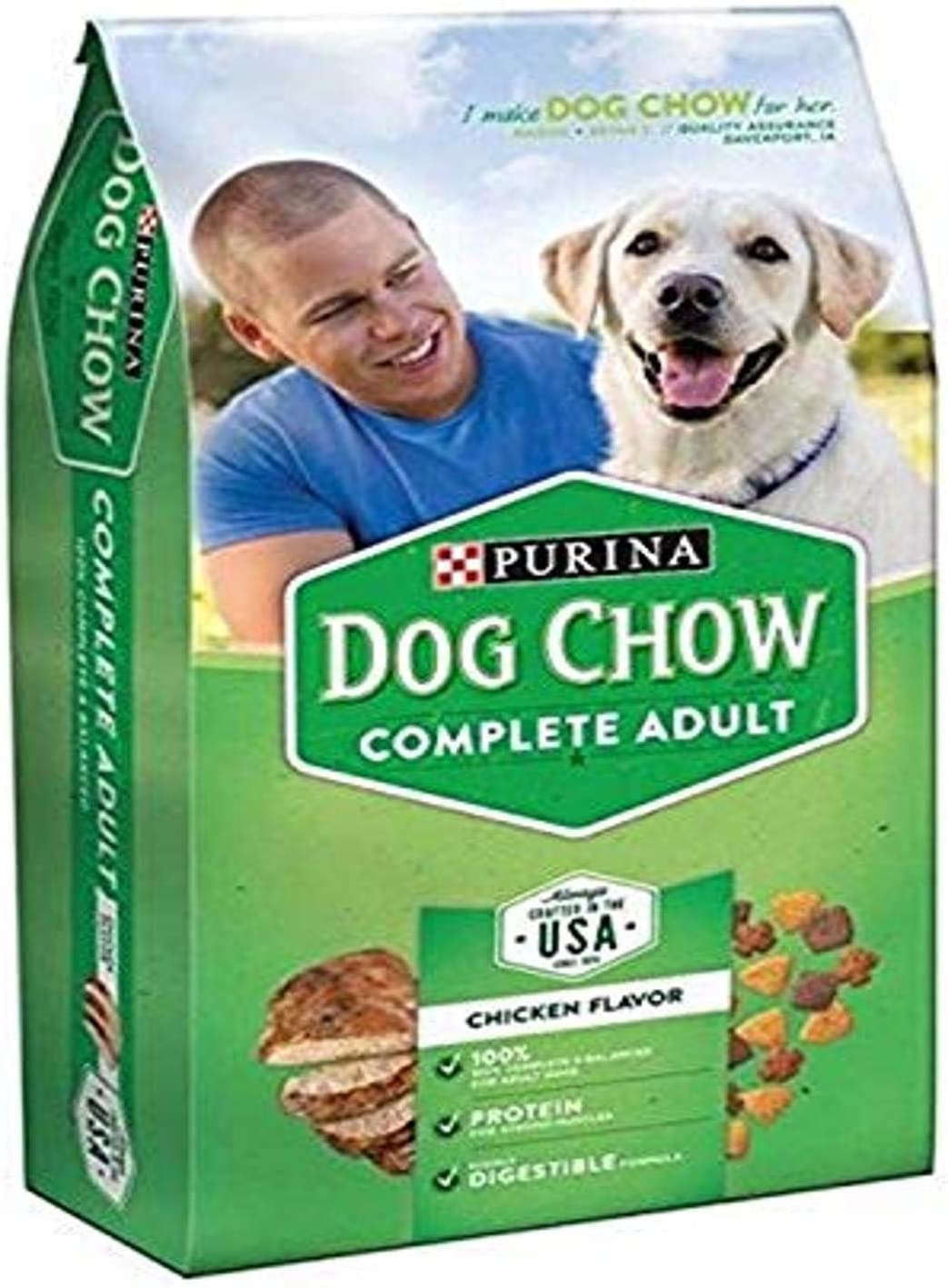 Nestle Purina 1780014521 Dog Chow, 4.4 lb