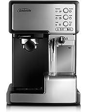 Sunbeam EM5000 Cafe Barista Milk Coffee Machine, Stainless Steel
