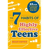The 7 Habits of Highly Effective Teens: 52 Cards for Motivation and Growth Every Week of the Year (Self-Esteem for Teens…