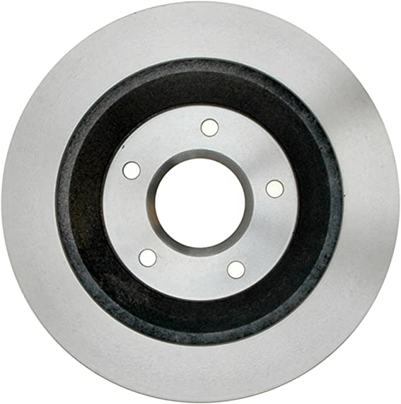 ACDelco 18A1478 Professional Durastop Rear Disc Brake Rotor Assembly