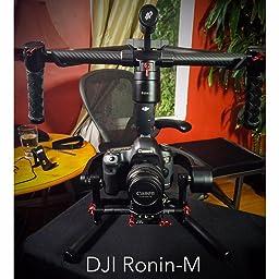 Amazon.com: Customer Reviews: DJI Ronin-M 3-Axis Gimbal