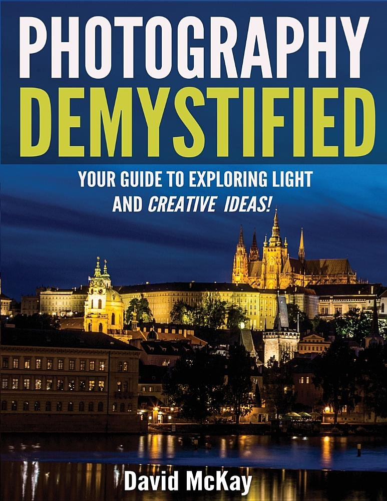 Photography Demystified: Your Guide to Exploring Light and Creative Ideas!