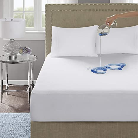 HIGH QUALITY LUXURY TERRY MATTRESS PROTECTOR