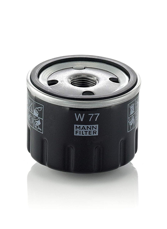 Mann Filter W77 Oil Filter MANN & HUMMEL GMBH