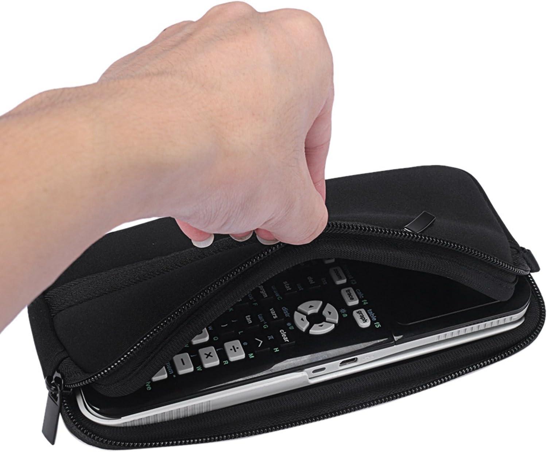 LICHIFIT Tragetasche aus weichem Neopren-Taschenetui f/ür Texas Instruments TI-83 TI-89 TI-84 Plus C Silver Edition Casio-Grafikrechner