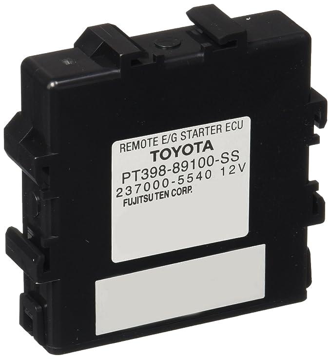 Amazon.com: Genuine Toyota (pt398 – 03123) de motor remoto ...