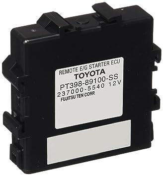 Amazon.com: Genuine Toyota (PT398-03123) Remote Engine Starter ...