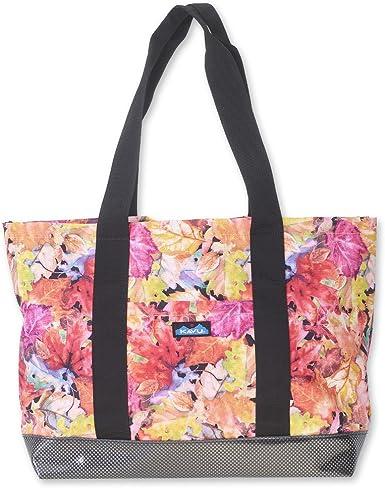 KAVU Women/'s Market Bag Leaf Me Be One Size
