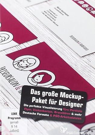Das Große Mockup Paket Für Designer Pc Mac