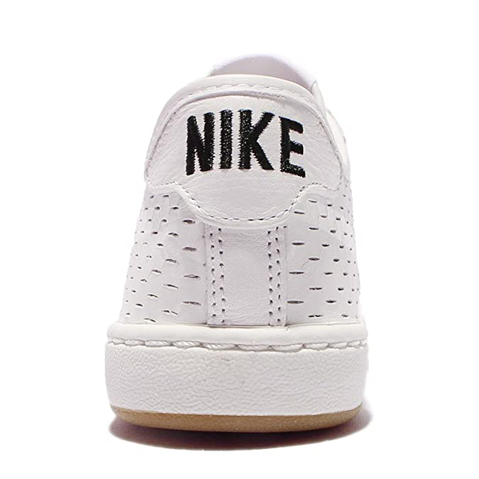 W Blanc Femme Ultra De Sport Chaussures Tennis Decons Nike Classic dqzndR