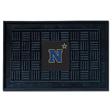 FANMATS 20617 U.S. Naval Academy Door Mat Team Color ...