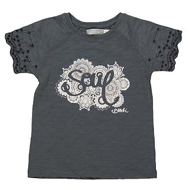 boboli Girl s Camiseta Punto Flame Shirt  Amazon.co.uk  Clothing 9d3158a29d1