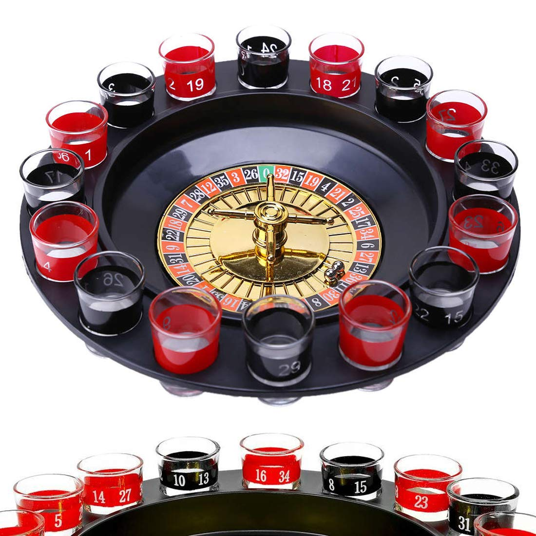 Bally's roulette slot machine