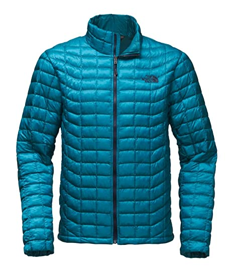 The North Face Men s Thermoball Jacket - Brilliant Blue - S (Past Season) 64e9a6756