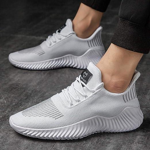Zapatillas de Entrenamiento para Hombre ZARLLE Air Hombre Zapatos para Correr Transpirable Zapatillas de Running para Mujer Deportivas Calzado Unisex Adult: Amazon.es: Ropa y accesorios