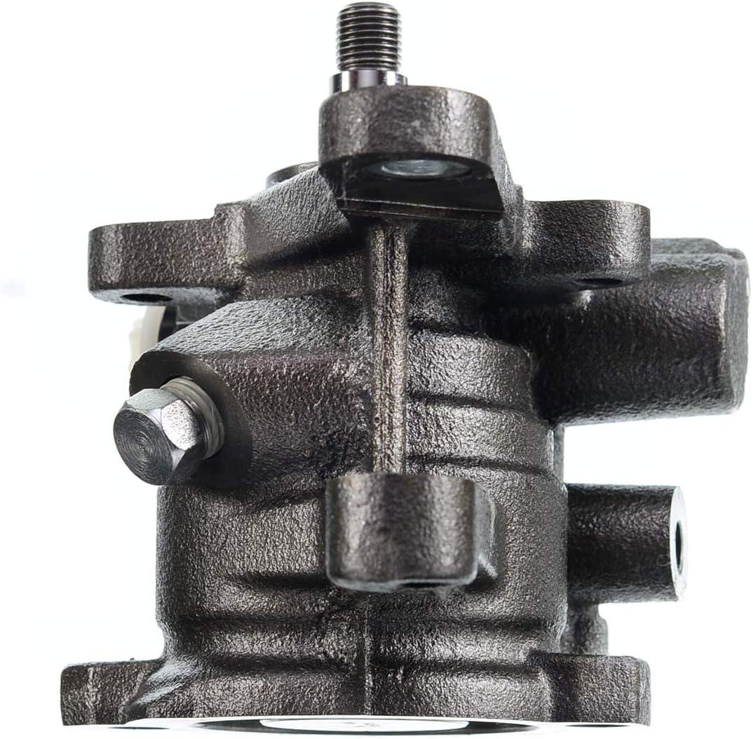 A-Premium Power Steering Pump Replacement for Geo Prizm 1989-1992 Toyota Celica 1990-1993 Corolla 1988-1993