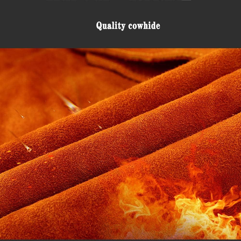 QQRH Tablier de Soudeur Tablier de Soudure Tablier de Travail Tablier de Cuisine Multifonctionnel R/ésistant /à lhuile Imperm/éable Multifonctionnel pour la Peinture Artisanat en Bois etc
