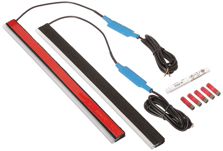 Custom Dynamics GENPLASMA12DC2 Plasma Rod 12 Red//Amber Running, Brake, and Turn Signal for Universal Applications