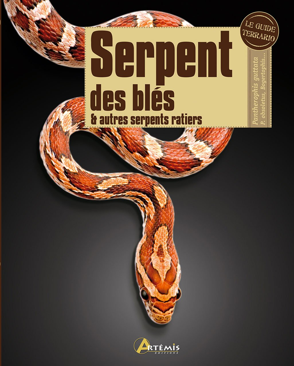 Serpent de blés et autres serpents ratiers Broché – 4 juin 2012 Philip Purser Pierre Bertrand Editions Artémis 2816002578