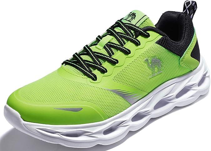 CAMEL CROWN Zapatillas de Running Entrenamiento para Hombre ...