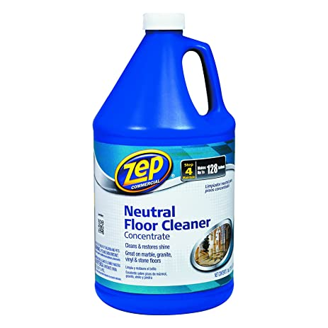 Zep Neutral Floor Cleaner Concentrate   Gallon [SKU  10883969]