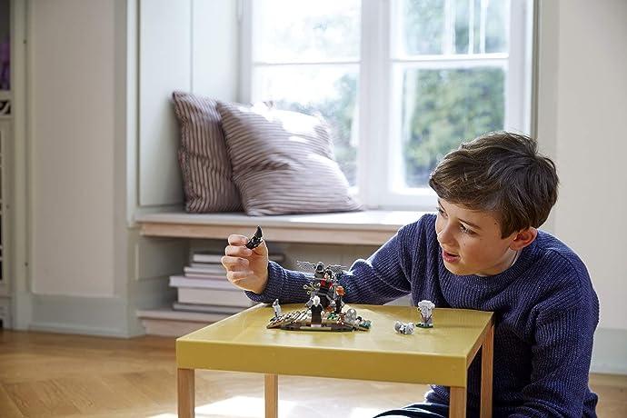 LEGO 乐高 75965 哈利波特系列 伏地魔的重生 积木玩具 8折$15.99 海淘转运到手约¥131