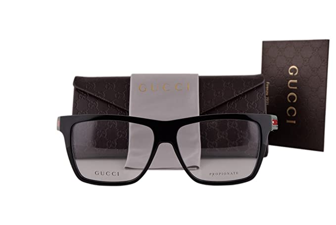2e009a4e06 Image Unavailable. Image not available for. Colour  Gucci GG1008 Eyeglasses  ...