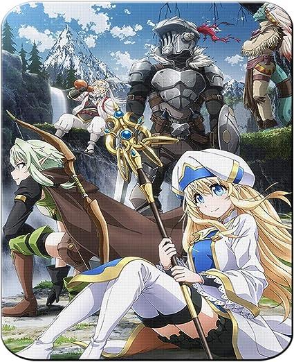 Grandes Mousepad Goblin Slayer Anime Charracers - Juego de mesa (edición alemana): Amazon.es: Oficina y papelería