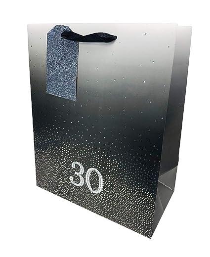 Bolsa de regalo de 30 cumpleaños, para hombres y mujeres ...
