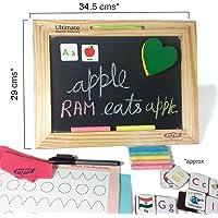 Mfm Toys Ultimate Bothside Magnetic Laptop Board Kids Writing Slate