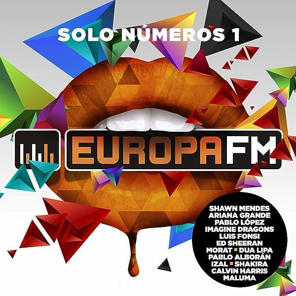 Europa FM (Solo Números 1) [Explicit] de Various artists en Amazon ...