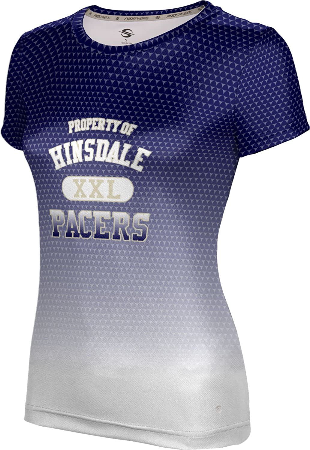 ProSphere Women's Hinsdale High School Zoom Tech Tee