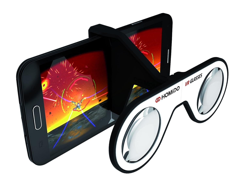 Homido Mini Lunettes de réalité virtuelle pour Smartphone  Amazon.fr   High-tech 5230a71d0b03