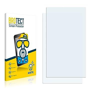 BROTECT Protector Pantalla Anti-Reflejos Compatible con TrekStor ...