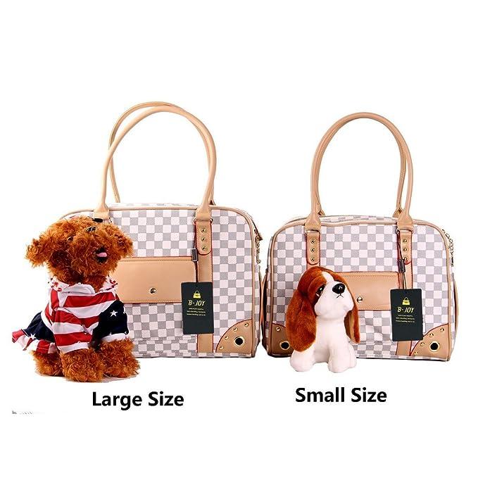 Amazon.com: BETOP Pet Carrier Bolsa para Transportar a su ...