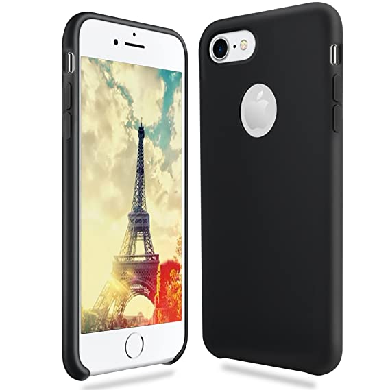 Amazon Com Iphone 7 Case Eatekpower Apple Iphone 7 Case Black