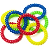Chewable Jewelry Large Coil Bracelet - Fun Sensory Motor Aid - Speech and Communication Aid - Great for Autism and Sensory-Fo