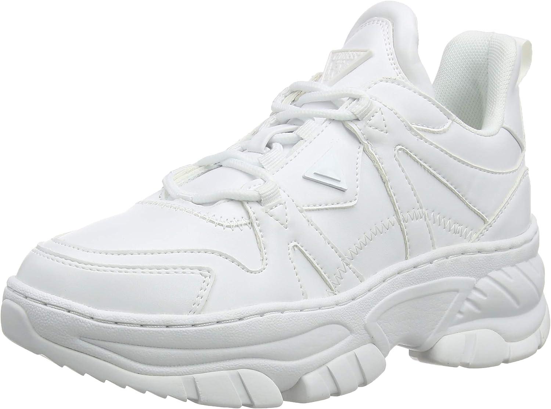Guess Blushy2/Active Lady/Leather Li, Zapatillas Altas para Mujer: Amazon.es: Zapatos y complementos