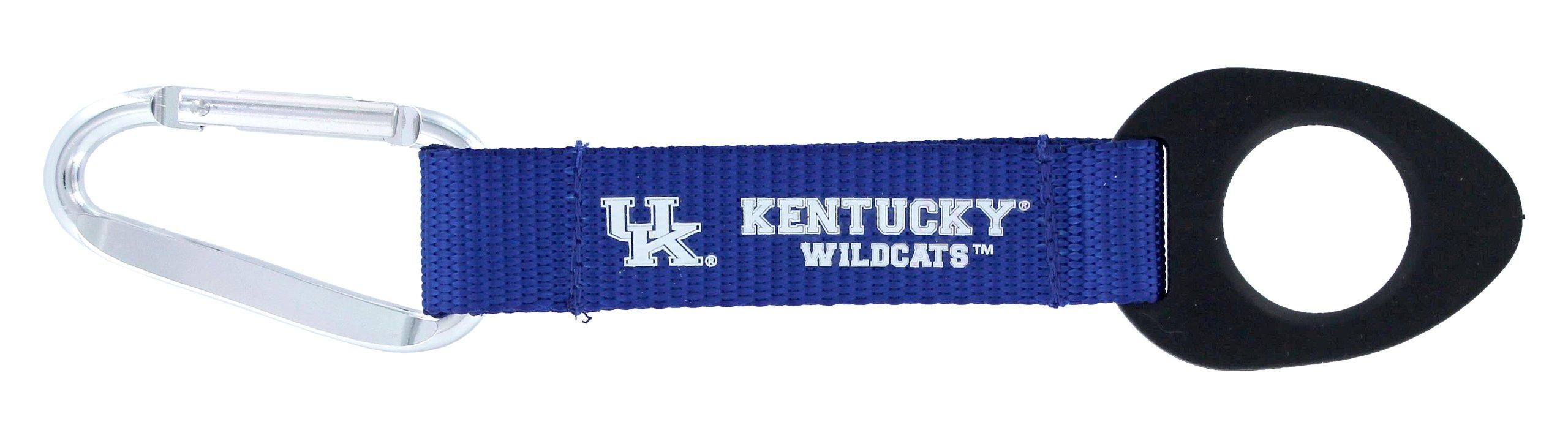 NCAA Kentucky Wildcats Carabiner Bottle Holder Keychain